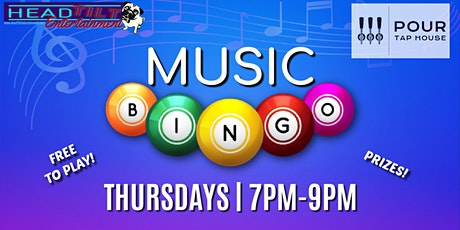Music Bingo at Pour Tap House tickets