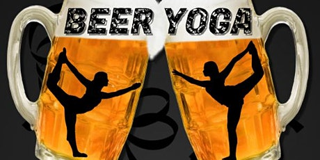 BEER YOGA SUNDAYS in Big Top's Beer Garden tickets