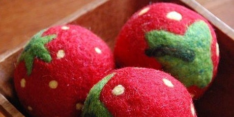 Strawberry Wool Dryer Balls tickets