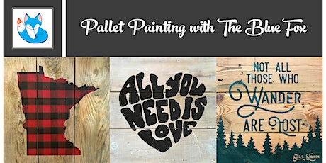 Pallet  Painting | 56 Brewing tickets