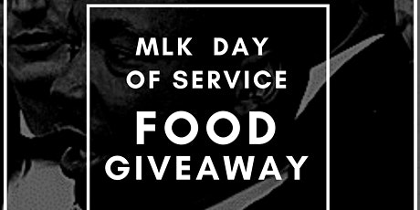 MLK Day - Food Giveaway tickets