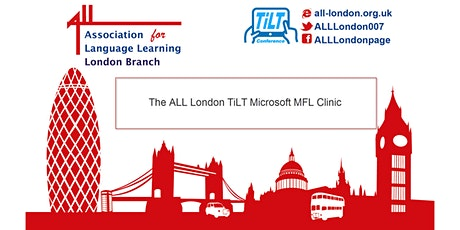 ALL TiLT Microsoft MFL Clinic tickets