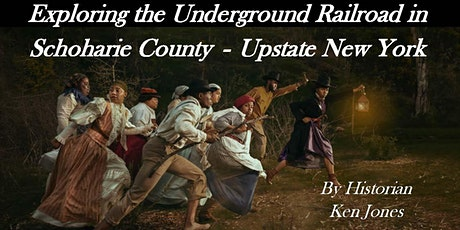 Exploring the Underground Railroad in Schoharie County  - Upstate New York tickets