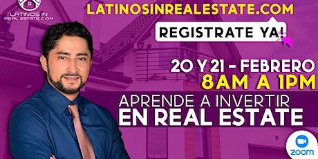 Empieza tu propio negocio, Aprende a invertir en Real Estate! entradas