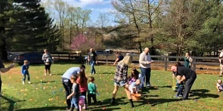 Meet & Greet with the Easter bunny, Egg Hunt & Pony Rides tickets