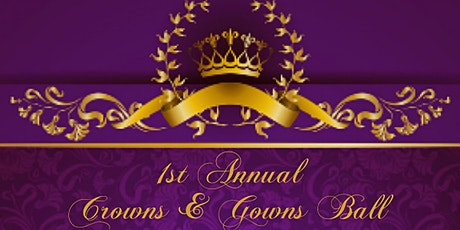 VWOTGC Crowns & Gowns Ball tickets