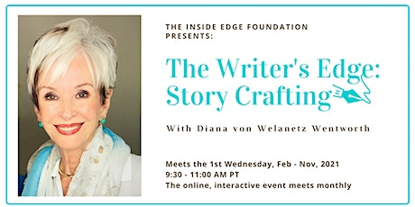 The Writer's Edge: Story Crafting | The Inside Edge tickets