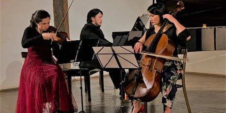Trio Anima Mundi - 2021 Geelong Series - 3 Concerts tickets