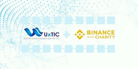 Reunión de información Curso blockchain y criptomonedas para universidades boletos