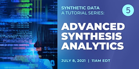 Advanced Synthesis Analytics tickets
