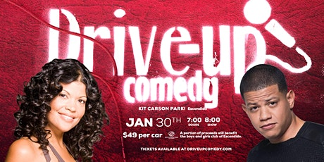 Drive Up Comedy Presents Aida Rodriguez! tickets