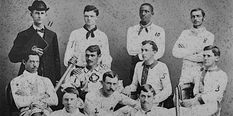 SiTG Baseball Stories Vol. 2: Black Baseball Chronology tickets