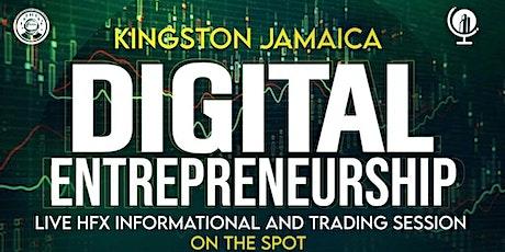 Digital Entrepreneurship Live Session tickets