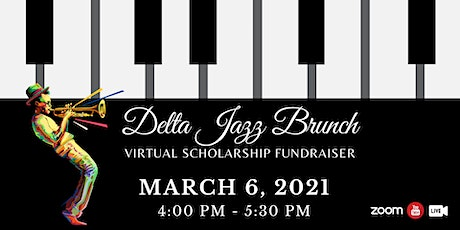 Virtual Jazz Brunch Scholarship Fundraiser tickets