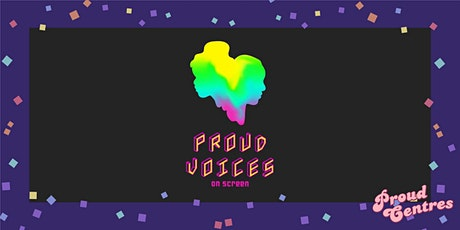 Proud Voices On Screen tickets