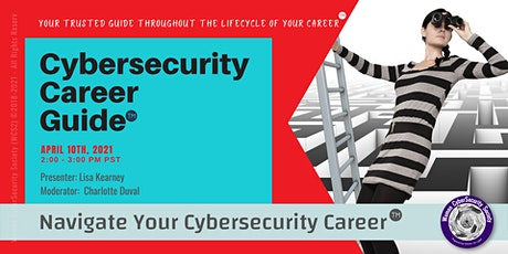 Cybersecurity Career Guide tickets