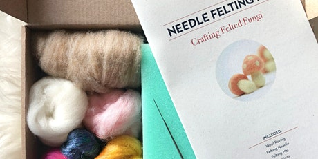 Needle Felting Basics Class - IN-PERSON tickets
