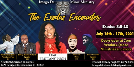 The Exodus Encounter tickets