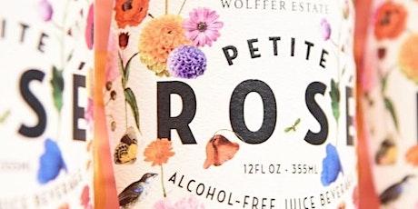 Dry Jan with Rosé Verjus tickets