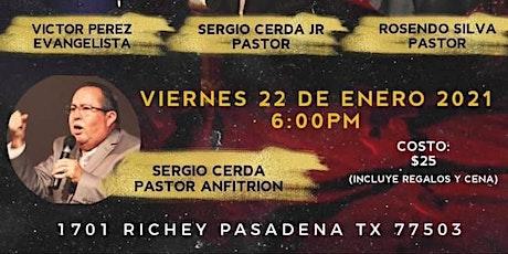 """Conferencia de Varones """" Alcanzando El Reino """" tickets"""