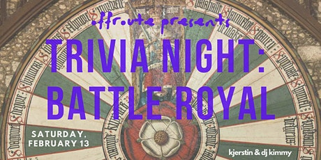 Offroute Trivia Night: Battle Royal tickets
