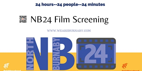 STRIDE: NB24 Film Screening on Zoom (Burnaby, BC) tickets