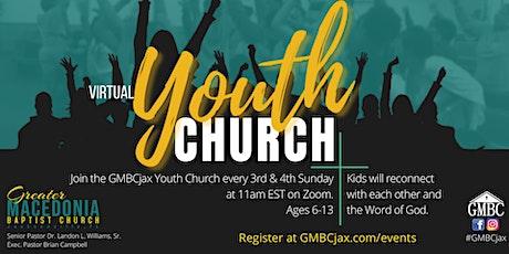 Virtual  Youth Church tickets