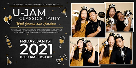 New Year's Day U-Jam Classic Party with Jeremy and Caroline (REBROADCAST) tickets
