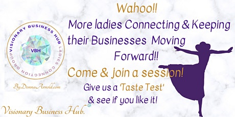 Ladies Connection Session for Business Women tickets