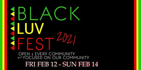 Black Luv Fest 2021 tickets
