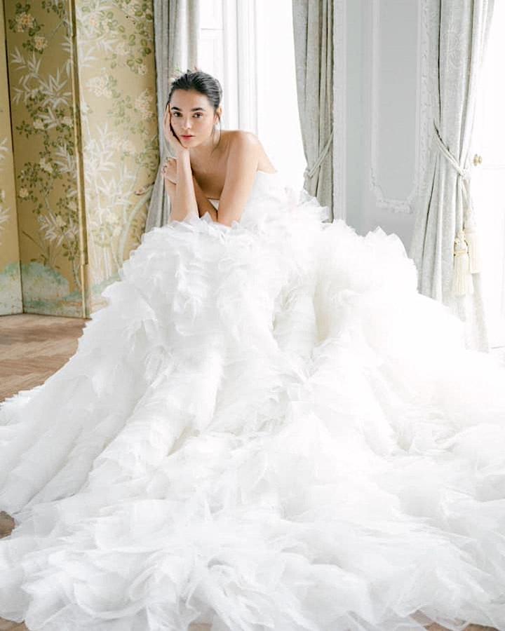 Best of Monique Lhuillier Bridal Trunk Show image