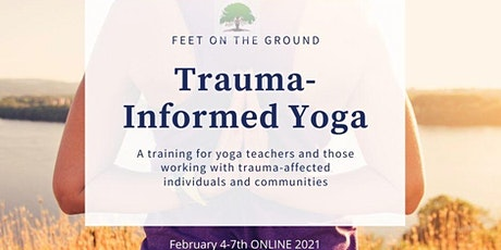 Trauma-Informed Yoga Immersion (20 CEUs) tickets