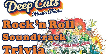 Deep Cuts Rock 'n' Roll Soundtrack Trivia with Allan Arkush tickets