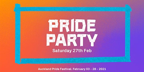 Pride Party tickets