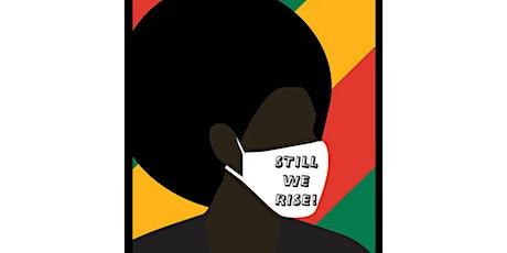 Black History Month Virtual Paint Blast! tickets