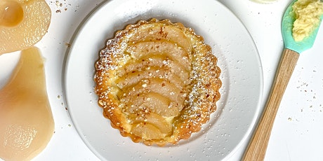 Virtual Class—French Tarts: Pear Almond Tart tickets