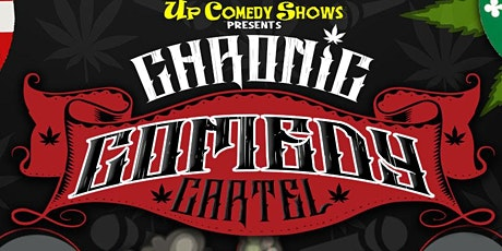 Chronix Comedy CRTL: Las Vegas - March 5th - 8 pm tickets
