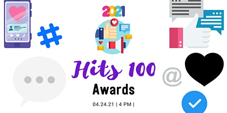 2021 Hits 100 Awards Audience tickets