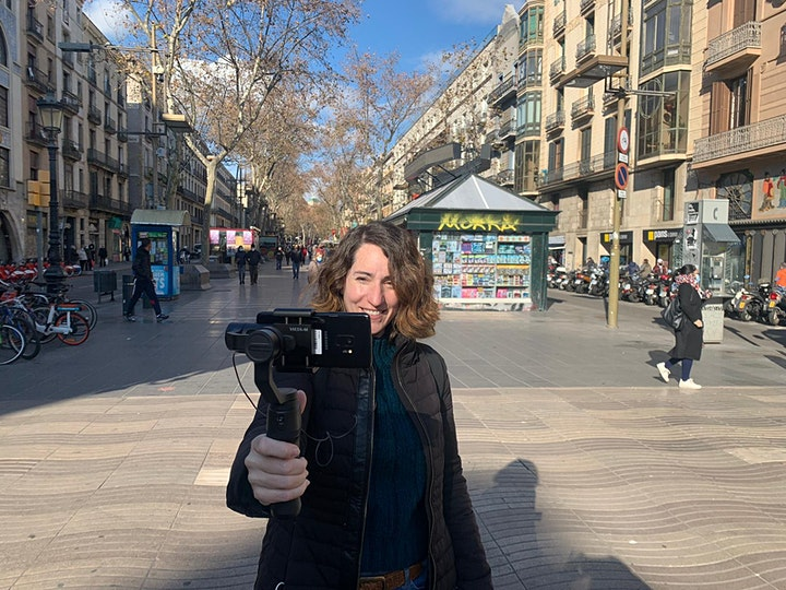 Gaudí and Modernist architecture in Barcelona. Live streaming tour. image