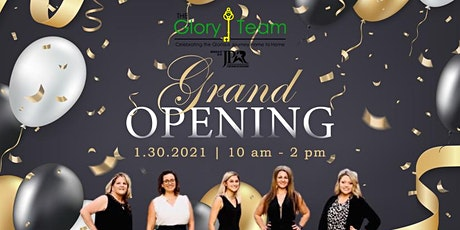 GRAND OPENING - The Glory Team, JPAR tickets
