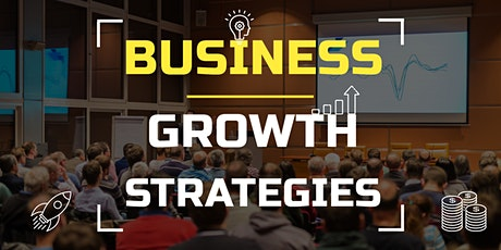 Business Growth Strategies tickets