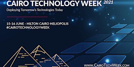 Cairo Technology Week 2021 tickets