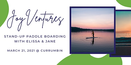 JoyVenture - Stand-up Paddle Boarding tickets