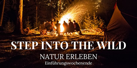 Step Into The Wild - 2 Tickets