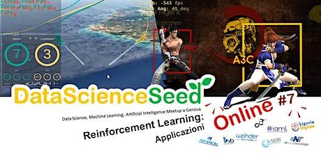 DataScienceSeed Online #7 biglietti