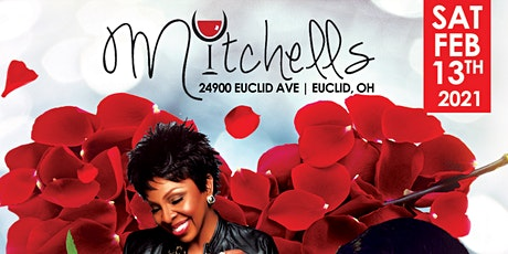 Mitchell's Ultra Lounge Presents... A Night of Love Music and Wine tickets