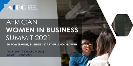 AfBC African Women in Business Summit 2021 tickets