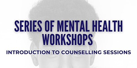 Introduction to Counselling Sessions tickets