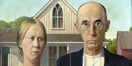 'The Man with the Pitchfork': Grant Wood & the Regionalists tickets