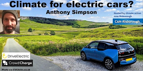 Talk: CLIMATE FOR ELECTRIC CARS? tickets